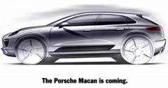 Futur Porsche Macan: un max. de puissance à 375 ch
