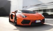 Essai Lamborghini Aventador