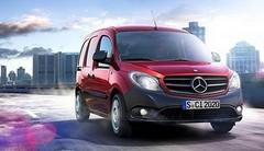 Mercedes Citan : voici le Renault Kangoo allemand