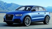 Audi RS Q3 Concept, ils l'ont fait