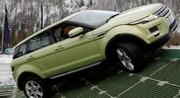 """Range Rover Evoque : élu """"Voiture mondiale de l'Année des femmes"""""""