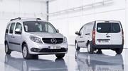 Citan : après VW, Mercedes fait un utilitaire avec Renault