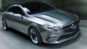 """Un petit """"coupé 4-portes"""" sur base de Mercedes Classe A"""