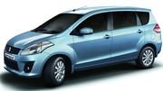 Suzuki Swift : avec 7 places en Inde !
