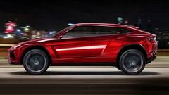Lamborghini Urus : voici le premier SUV de la marque