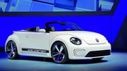 Volkswagen e-Bugster : future Coccinelle Cabriolet
