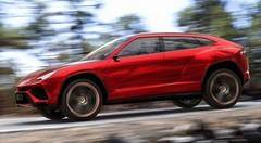Lamborghini officialise son SUV Urus