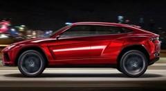 Lamborghini Urus Concept : Le SUV Lambo à Pékin