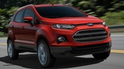 Ford présente la version définitive de son petit SUV Ecosport