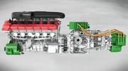 Le système HY-KERS de la remplaçante de la Ferrari Enzo