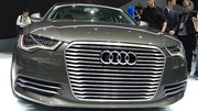Concept hybride rechargeable : l'Audi A6 L e-tron