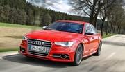 Essai nouvelle Audi S6 : Fast & serious