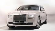 Rolls-Royce Ghost Six Senses Concept