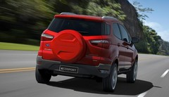 Le Crossover Ford EcoSport en version de série