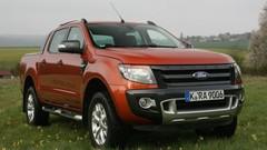 Essai Ford Ranger : monsieur muscle