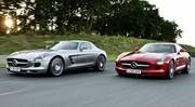 Feu vert chez Mercedes pour le projet SLC