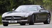 Mercedes baby-SLS : le nom SLC confirmé