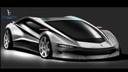 Bertone Nuccio Concept : mise à jour pour le salon de Pékin