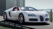 Bugatti présente une série spéciale de la Grand Sport à Pékin