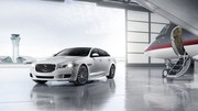 Jaguar XJ Ultimate, comme son nom l'indique