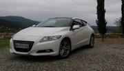 Honda CR-Z : un changement de batteries pour plus de légèreté et de puissance