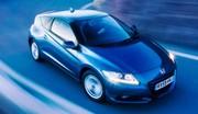 Plus de puissance pour la Honda CR-Z avec des batteries lithium-ion