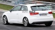La future Audi S3 sur le Nürburgring
