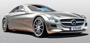 Mercedes SLC : un nom et une future production officialisés