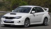 Edition limitée : Subaru WRX STI S 7'55