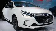 BYD Qin : la nouvelle hybride rechargeable