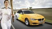 Jeux Olympiques 2012 : la flotte officielle BMW