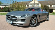 Essai Mercedes SLS Roadster : plus désirable, c'est possible ?