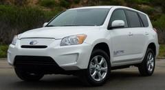 Le Toyota RAV4 électrique présenté la semaine prochaine
