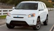 Toyota RAV4 EV : présentation le 7 mai