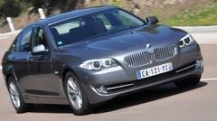 Essai BMW ActiveHybrid 5 : Elle choisit le plaisir plutôt que la frugalité