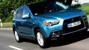 """Mitsubishi ASX : le Diesel 1.8 """"maison"""" se décline en 115 chevaux"""