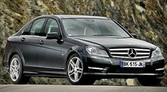 Essai Mercedes Benz C250 CDI 4 Matic