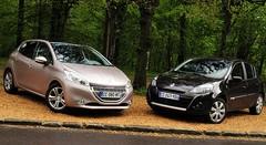 Essai Peugeot 208 1.6 e-HDi 92 ch vs Renault Clio 1.5 dCi 90 ch