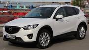 Essai Mazda CX-5 : surprise attendue