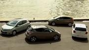 Emission Automoto : Peugeot 208, pub, Mercedes SL