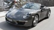 Essai Porsche 911 Carrera S Cabriolet Type 991