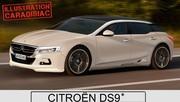 Chez Citroën, la DS9 est prévue pour bientôt
