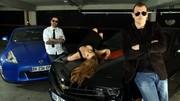 Essai Chevrolet Camaro vs Nissan 370Z : grosse blind