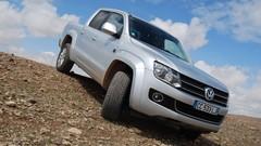 Essai Volkswagen Amarok 2.0 TDI 180 ch BVA : La preuve par 8