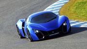 Marussia B2 : la supercar russe se vend bien
