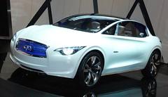 Infiniti : la future compacte sera assemblée dans l'usine de Magna Steyr