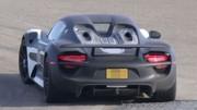 Porsche 918 Spyder, le modèle définitif ?