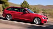 BMW Série 3: le break arrive