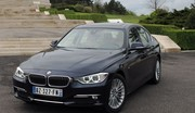 Essai BMW 320D EfficientDynamics Luxury : Success story