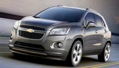 Chevrolet Trax : L'extension continue